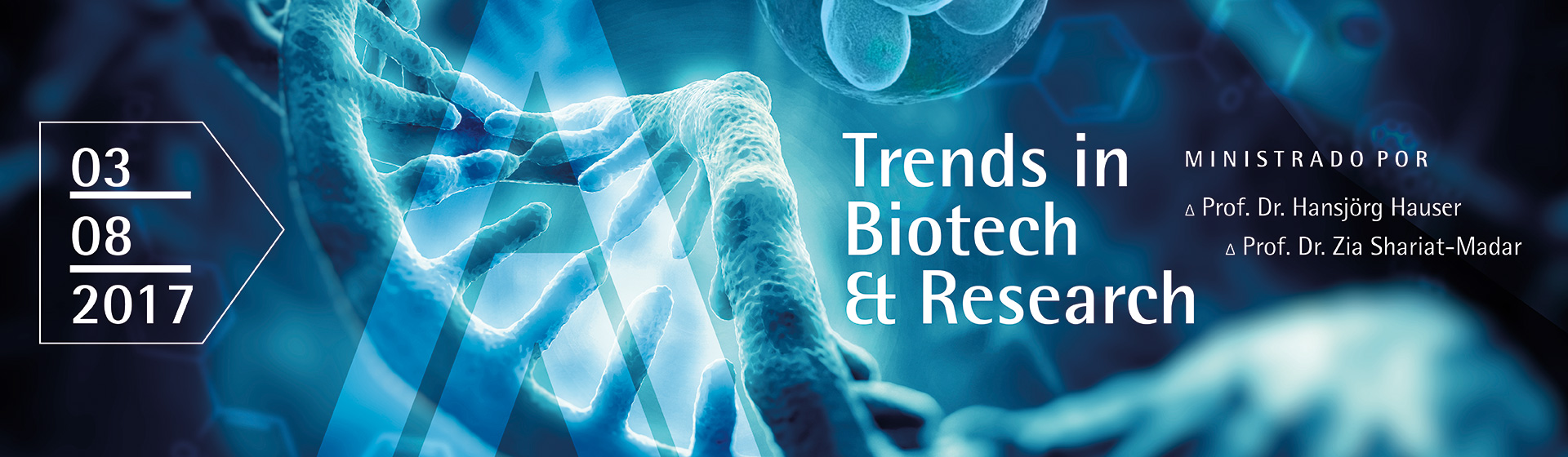 Palestra: Trends in Biotech & Research