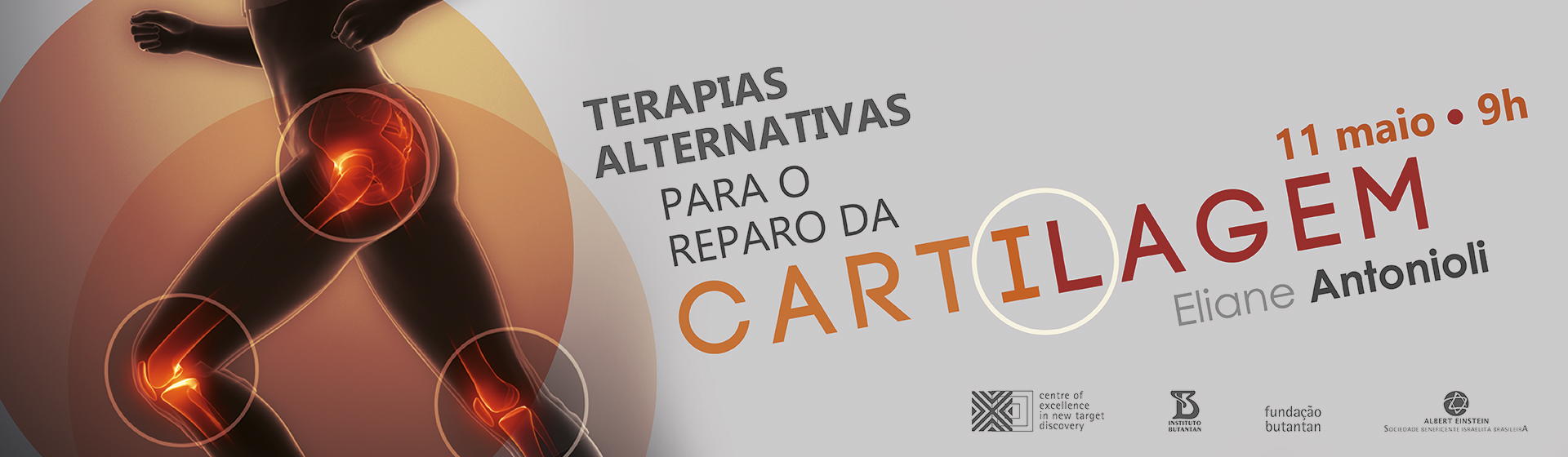 Terapias alternativas para o reparo da cartilagem