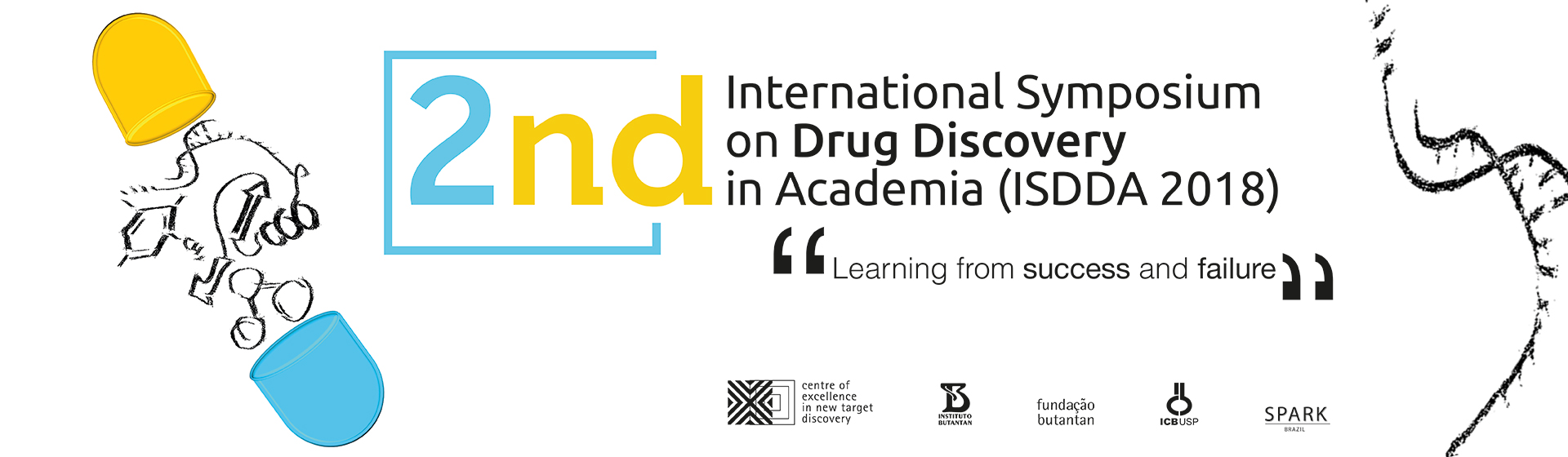 2nd International Symposium on Drug Discovery in Academia (ISDDA 2018)